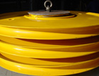 Pulleys, Rope Drums & Drum Couplings